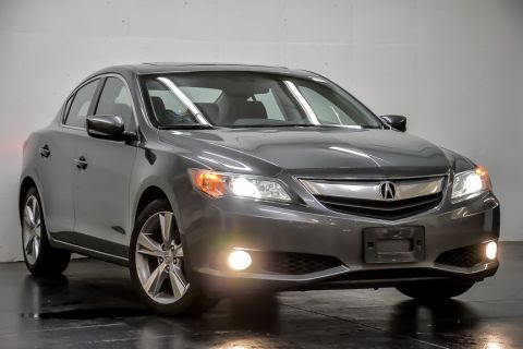 Certified Pre-Owned 2013 Acura ILX Tech Pkg