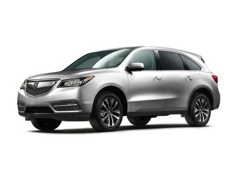 Certified Pre-Owned 2015 Acura MDX 3.5L Technology Package