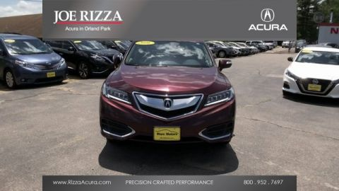 Certified Pre-Owned 2016 Acura RDX Base SH-AWD
