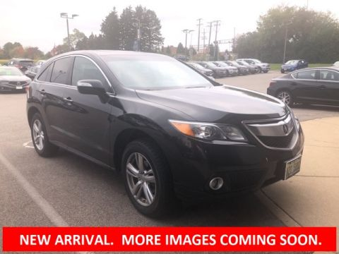 Certified Pre-Owned 2014 Acura RDX Technology Package