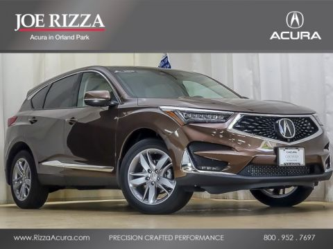 Certified Pre-Owned 2019 Acura RDX Advance Package SH-AWD